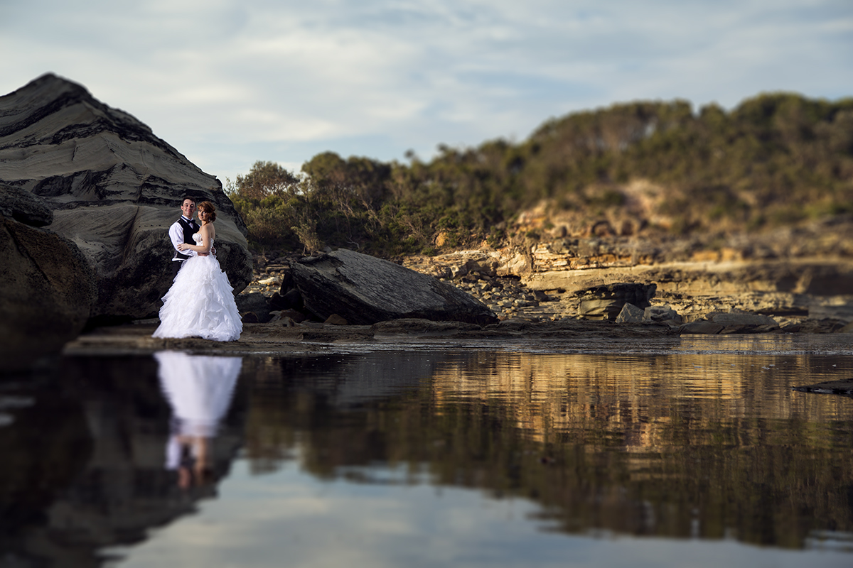 Gladstone wedding photographer