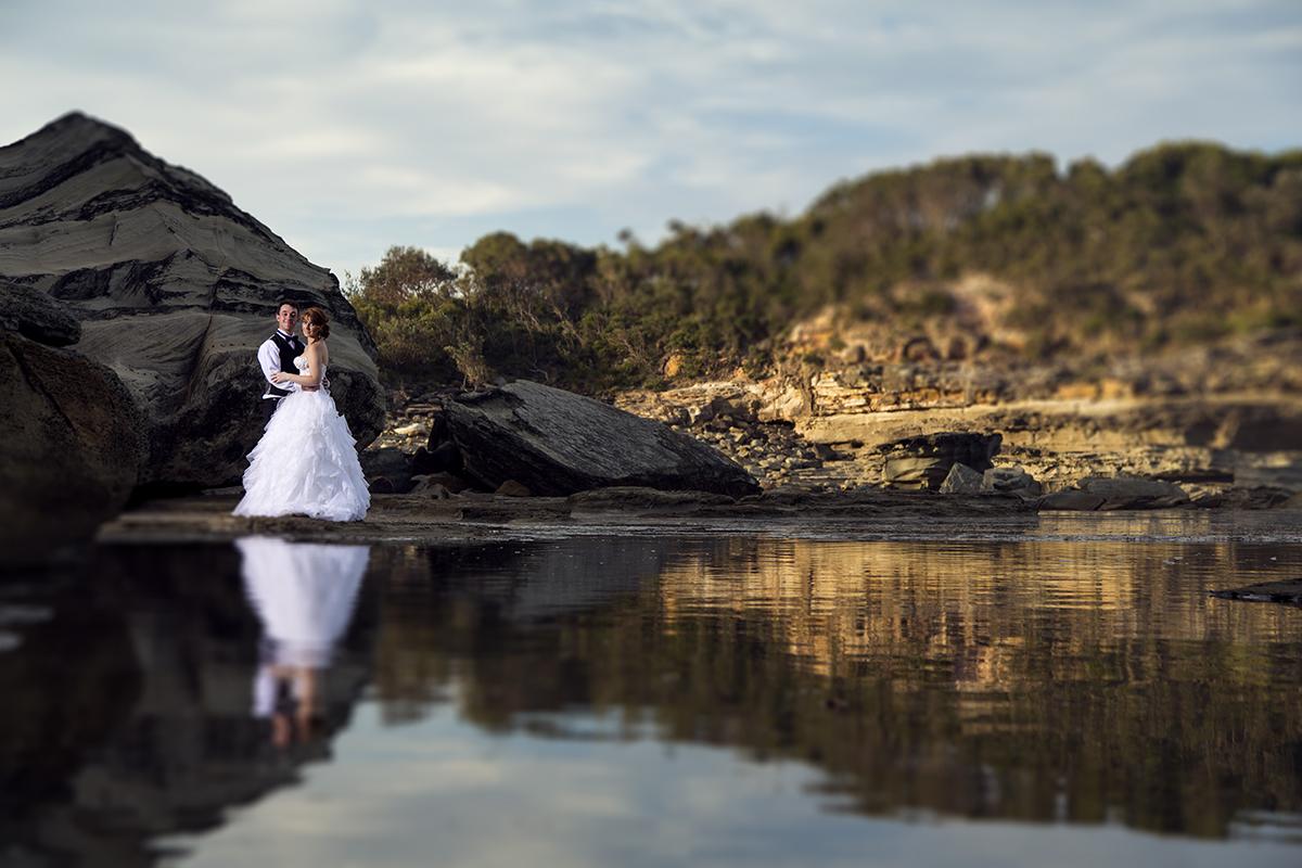Gladstone wedding photographer